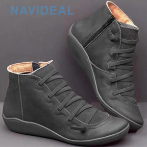 2019 New Fall Arch Support Boots [Flash SALE: Pay 2 Get 3]