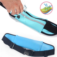Water Proof Running Waist Belt Bag - Limited Time Offer-[50% OFF TODAY]