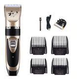 [70% OFF Today] Professional Rechargeable Low Noise Pet Hair Clipper