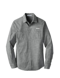 Ladies District Made Chambray Shirt