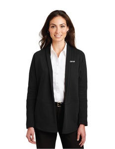 Ladies Port Authority Interlock Cardigan