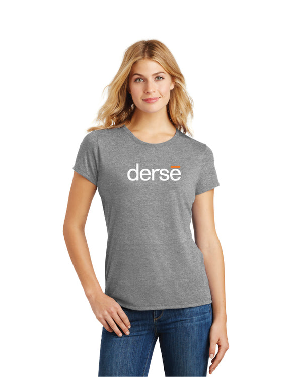 Ladies District Tri-Blend T-Shirt