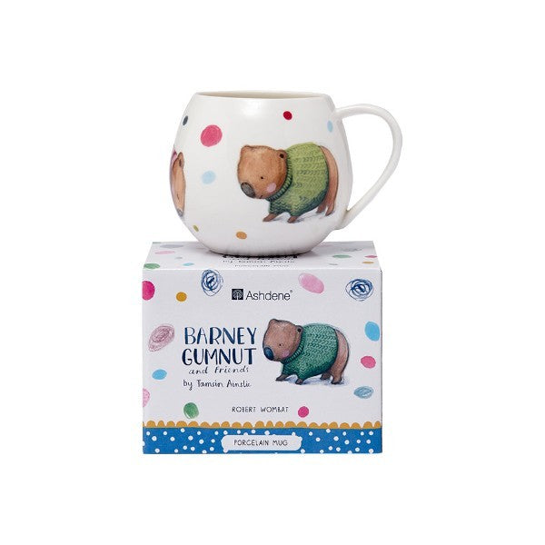 Barney Gumnut and Friends Wombat Mug