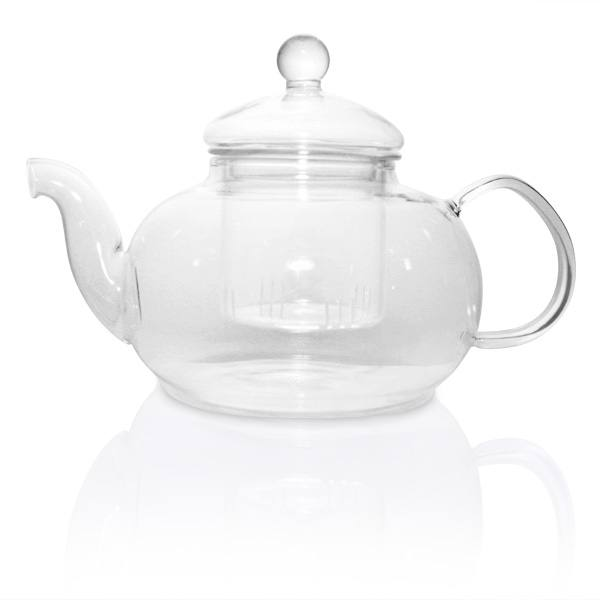 Clara Glass Teapot (750ml)