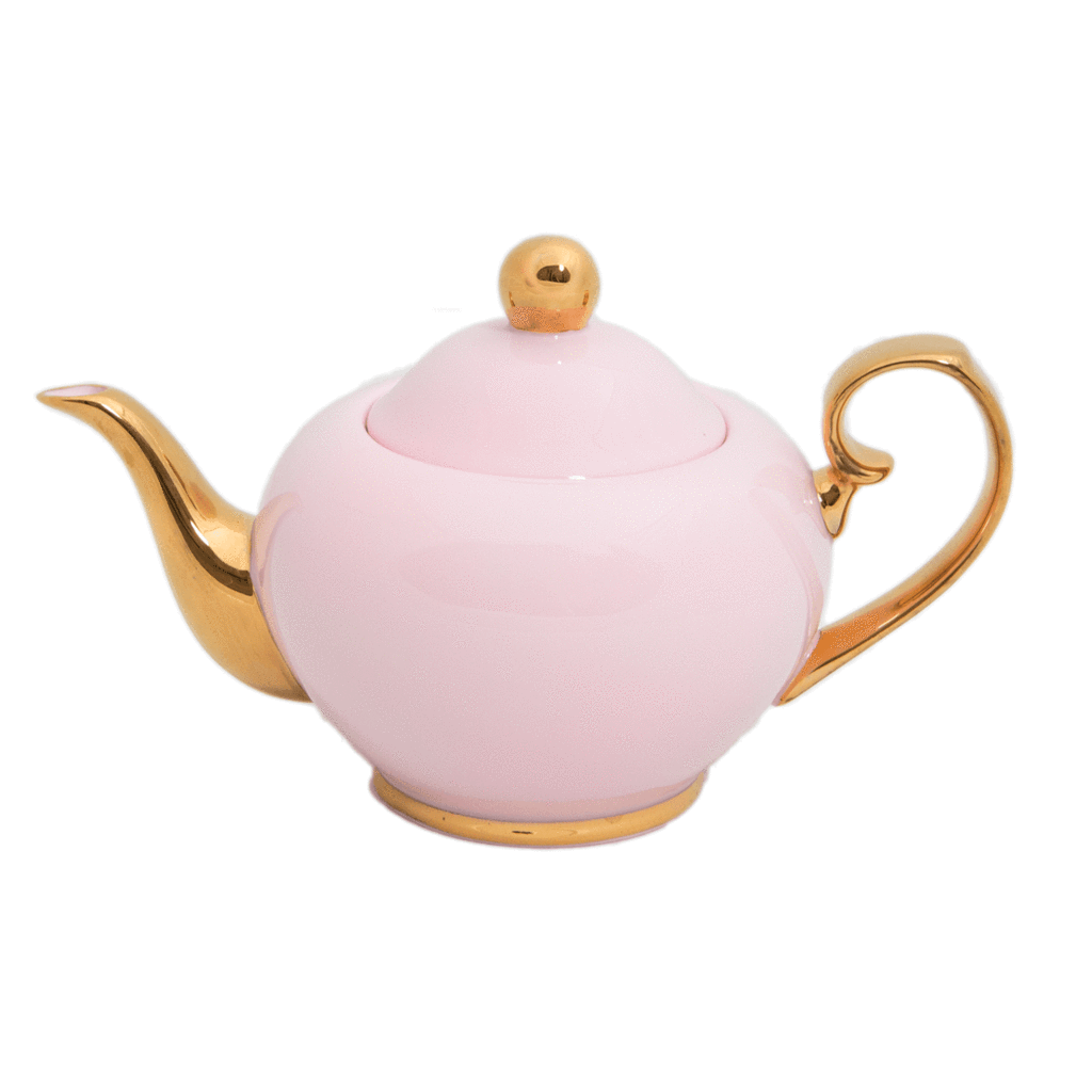 Cristina Re Teapot Blush & Gold - 2 Cup