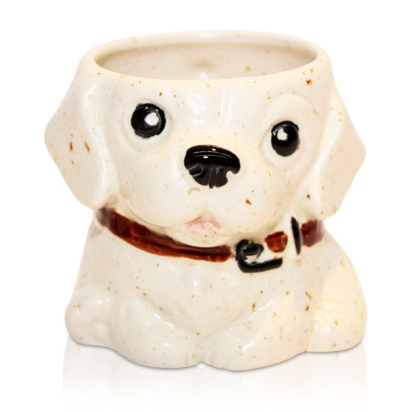 Inu White Dog Mug