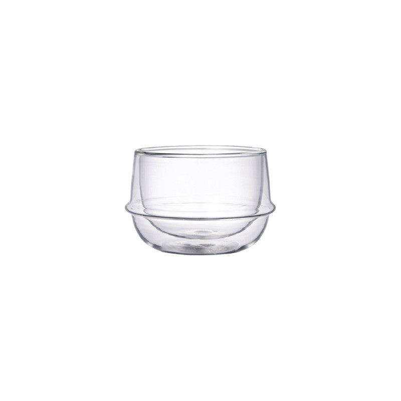 Kinto Kronos Double Wall Tea Cup