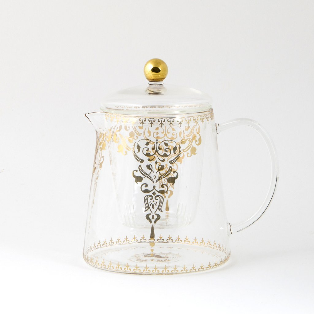 Glass Teapot - Moroccan 800ml