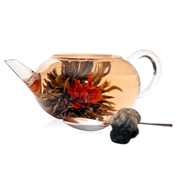 Orange Tigerlily Tea Blossom