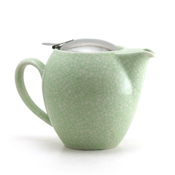 Zero Japan Teapot - Crackle Green