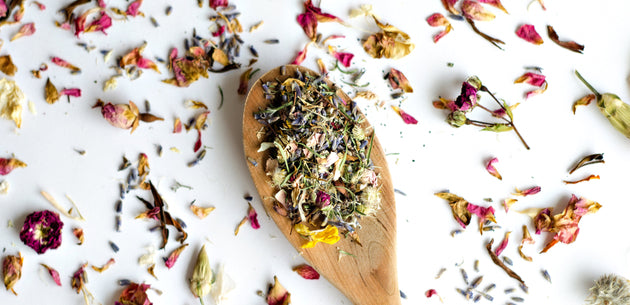 Hand-blended Teas from the Berry Tea Shop