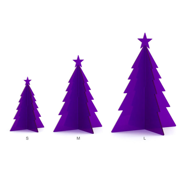 Christmas Tree Table Decoration DS002 - beChicLiving