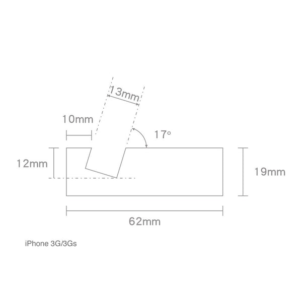 iPhone Stand PS001