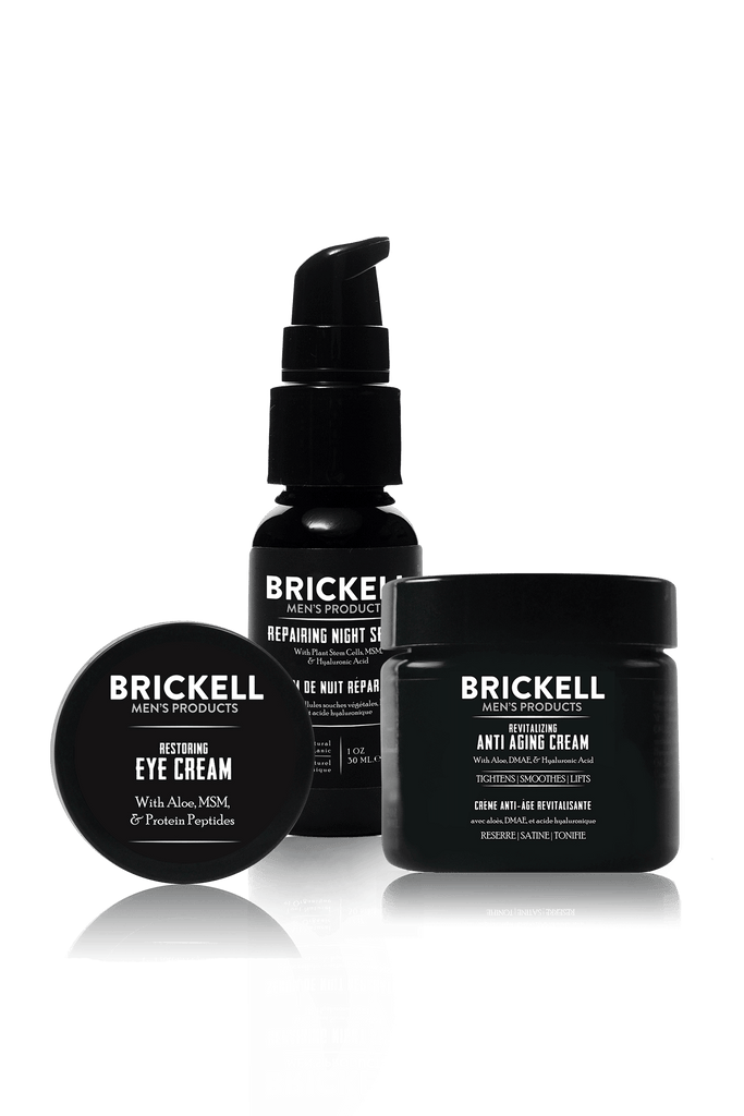 best men's advanced anti aging routine