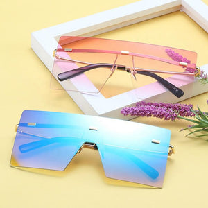 Free European Conjoined Sunglasses - case-o-rama.com