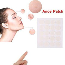 Load image into Gallery viewer, 24pc Hydrocolloid Invisible Pimple and Blemish Skin Patch - case-o-rama.com
