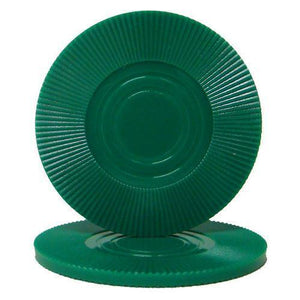 Green Interlocking Radial Chip - case-o-rama.com