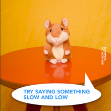 Load image into Gallery viewer, Plush Talking Hamster and Recorder - Child's Toy - case-o-rama.com