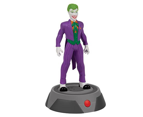 Super FX 2.5 Inch DC Joker Statue with Real Audio - case-o-rama.com