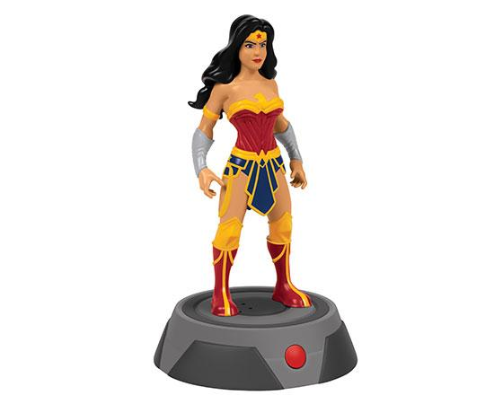 Super FX 2.5 Inch DC Wonder Woman Statue with Real Audio - case-o-rama.com