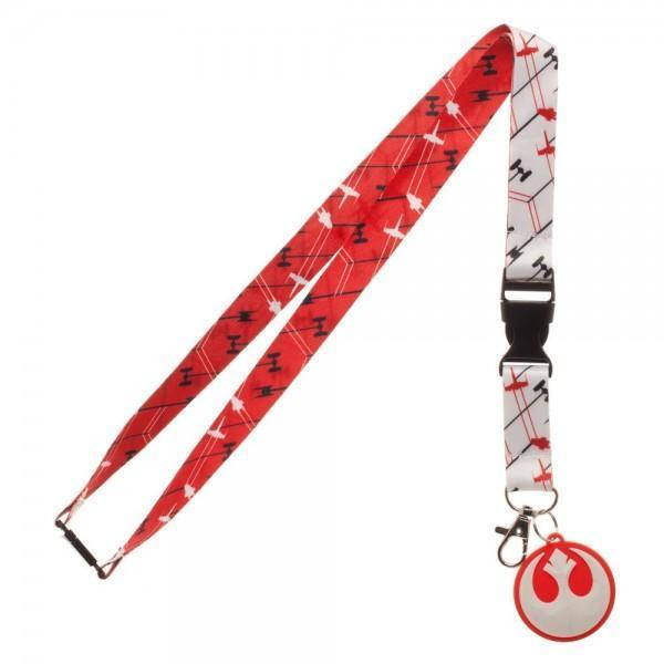Star Wars Episode 8 Lanyards - case-o-rama.com
