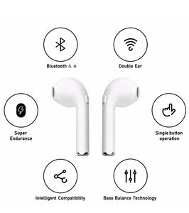 I7S WIRELESS BLUETOOTH EARBUDS