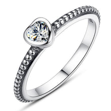Load image into Gallery viewer, WOSTU Hot Sale 925  Sterling Silver Rings For Women European Original Wedding Fashion Brand Ring Jewelry Gift - case-o-rama.com