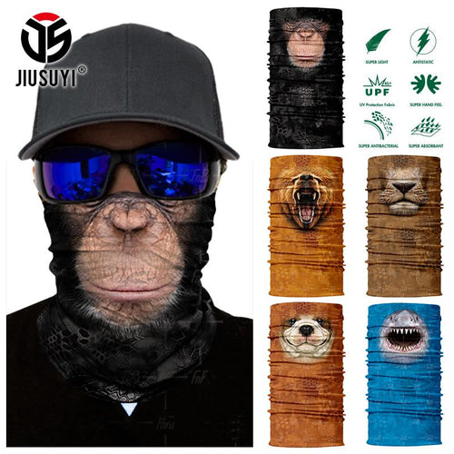 3D Seamless Scarf & Face Mask - case-o-rama.com