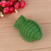 Load image into Gallery viewer, 3D Grenade Ice Cube Mold - case-o-rama.com