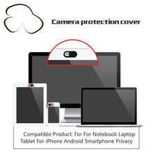 Load image into Gallery viewer, Webcam Privacy Cover For Phones, Tablets, Laptops - case-o-rama.com