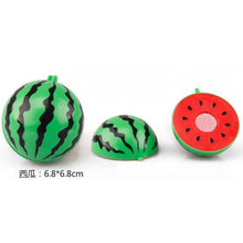 Load image into Gallery viewer, Pretend Play Set Educational Cooking Simulation Miniature Food Model Fruits and Vegetables Kids Kitchen Toys for Children Girls - case-o-rama.com