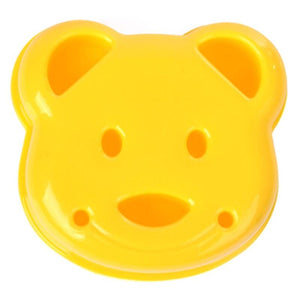 DIY Bear Design Sandwich Mould - case-o-rama.com