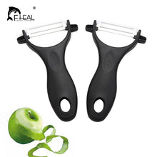 Load image into Gallery viewer, Vegetable Fruit Peeler Kitchen Tool - case-o-rama.com