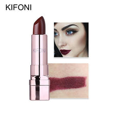 Load image into Gallery viewer, New Arrival KIFONI brand makeup beauty matte lipstick long lasting tint lips cosmetics lip stick maquiagem make up red batom - case-o-rama.com