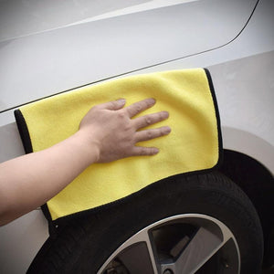 Super Absorbent Towel for Use as Vehicle Sham, Dish Cloth, and Cleaning Rag - case-o-rama.com