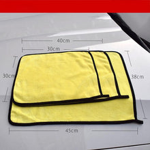 Load image into Gallery viewer, Super Absorbent Towel for Use as Vehicle Sham, Dish Cloth, and Cleaning Rag - case-o-rama.com