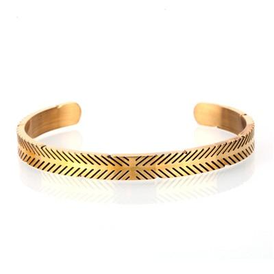 Carl Steel Bangle - case-o-rama.com