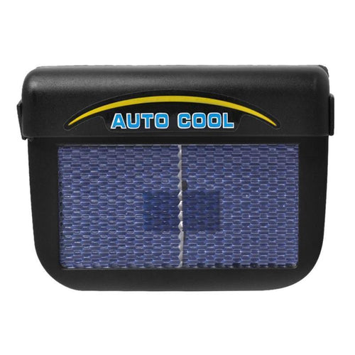 Solar Powered Cooling Fan For Car Window - case-o-rama.com