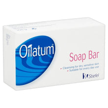 Load image into Gallery viewer, OILATUM SOAP BAR 100G FOR DRY SKIN (Pack of 12)