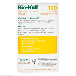 Bio-Kult - Advanced Multi-Strain Formula (120 caps)