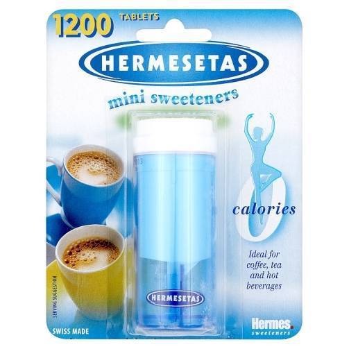 Hermesetas Original Mini Sweeteners 1200 Tablets