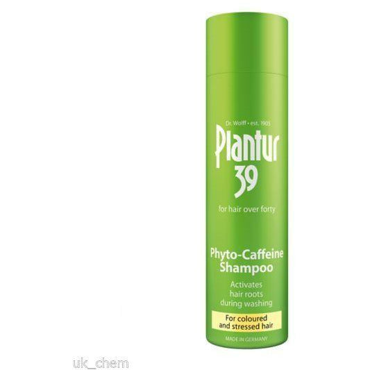 Plantur 39 caffeine shampoo coloured hair 250ml