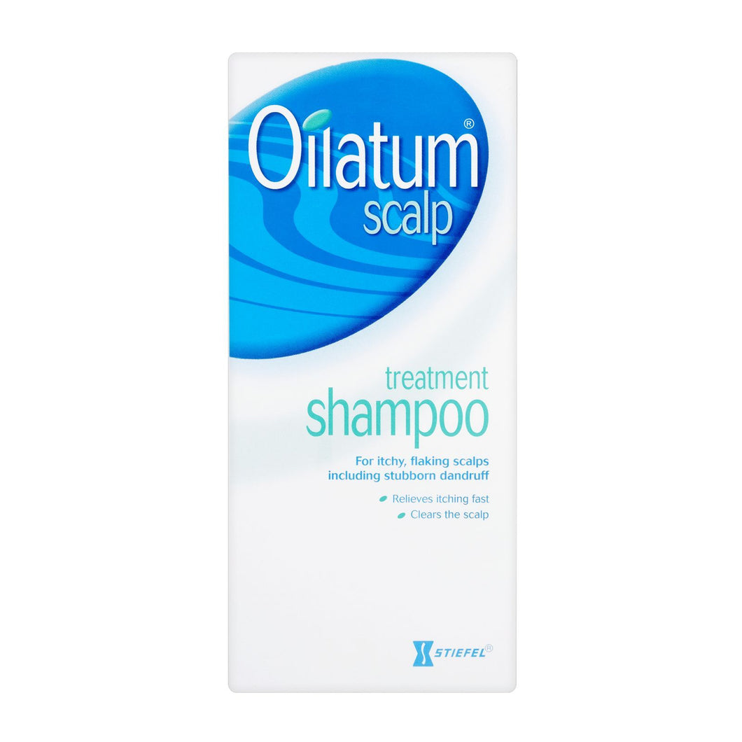 OILATUM SCALP TREATMENT SHAMPOO 100ML FOR ITCHY SCALP