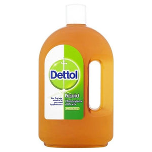 Dettol Liquid Antiseptic Disinfectant 750ml / 25.36 US fl oz