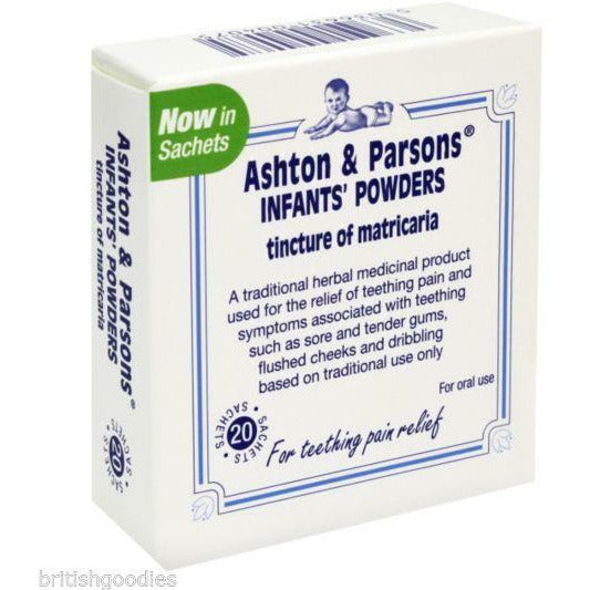 Ashton & Parsons Powders 20 Sachets