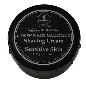 Taylor Of Old Bond Street Shaving Cream Jermyn Street Collection Sensitive 150g
