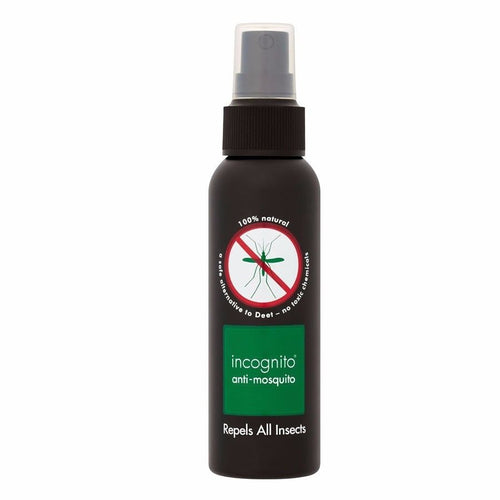 Incognito Natural Anti Mosquito Spray 100ml