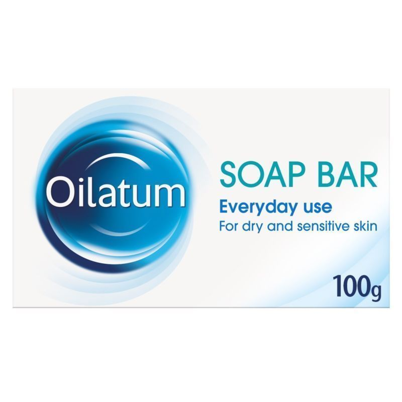 OILATUM SOAP BAR 100G FOR DRY SKIN