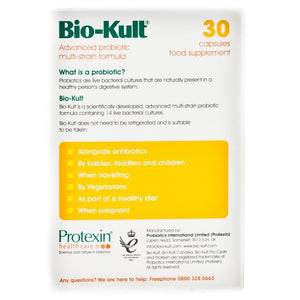 Bio-Kult - Advanced Multi-Strain Formula (30 caps)