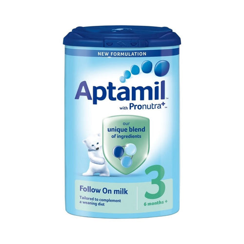 Aptamil 3 Growing Up Milk 1year+ Formula Powder 900g